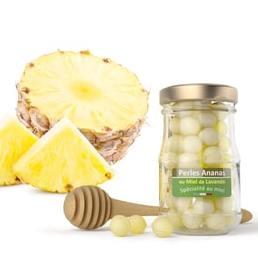 Ananas - Miel de lavande