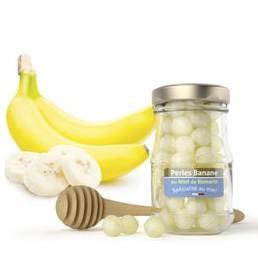 Banane - -Miel-de-Romarin